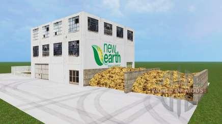 Manure sell point para Farming Simulator 2015