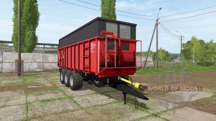 Ponthieux P24A v0.9 para Farming Simulator 2017