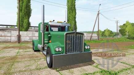 Kenworth W900A v1.2 para Farming Simulator 2017
