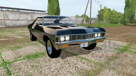 Chevrolet Impala 1967 para Farming Simulator 2017