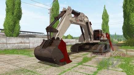 Terex RH 90-F v2.0 para Farming Simulator 2017