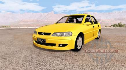 Opel Vectra (B) 2001 v1.1 para BeamNG Drive