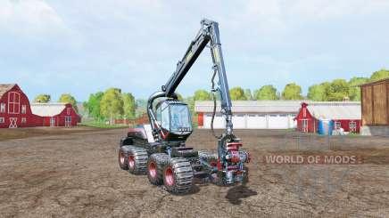 PONSSE Scorpion dyeable HDR para Farming Simulator 2015