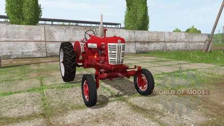 Farmall 450 v1.1 para Farming Simulator 2017