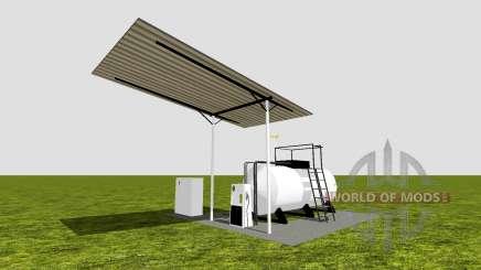 Gas station para Farming Simulator 2017