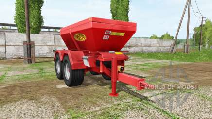 BREDAL K85 para Farming Simulator 2017