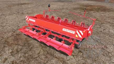 Grimme GL 660 para Farming Simulator 2015