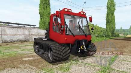 PistenBully 100 para Farming Simulator 2017