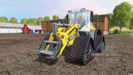 Liebherr L538 tracked para Farming Simulator 2015