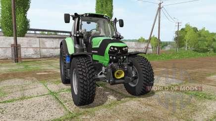 Deutz-Fahr Agrotron 6180 TTV para Farming Simulator 2017