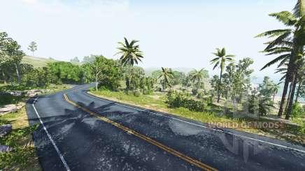 Dry rock island para BeamNG Drive
