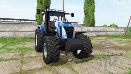 New Holland TG215 para Farming Simulator 2017