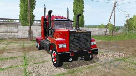 Mack Super-Liner para Farming Simulator 2017