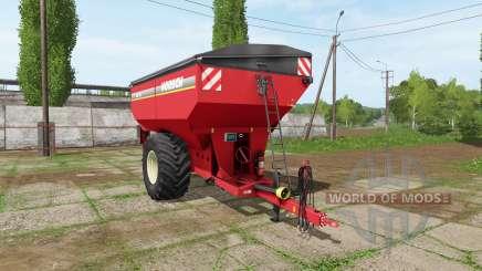 HORSCH UW 160 v1.0.1 para Farming Simulator 2017