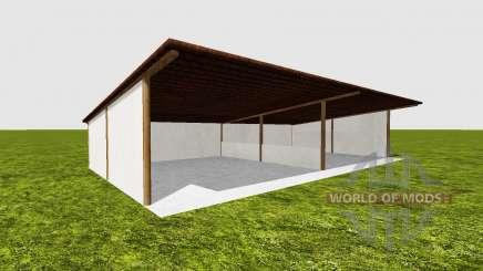 Warehouses para Farming Simulator 2015