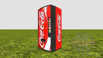 Coca-Cola vending machine para Farming Simulator 2017