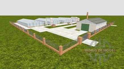 Horticultural corps v1.1 para Farming Simulator 2015