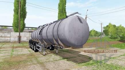 VM Tarm gylletrailer v1.1 para Farming Simulator 2017