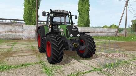 Fendt 820 Vario TMS dynamic hoses para Farming Simulator 2017
