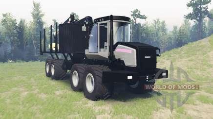 Logset 12F GT v2.1 para Spin Tires