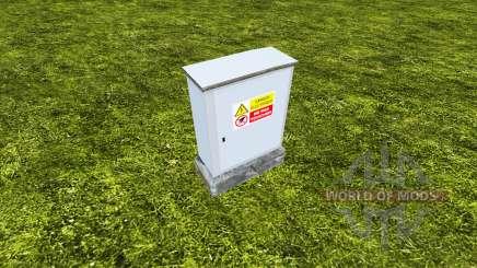 Electro box para Farming Simulator 2017