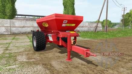 BREDAL K40 v1.0.3 para Farming Simulator 2017