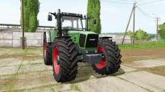 Fendt Favorit 916 Turboshift