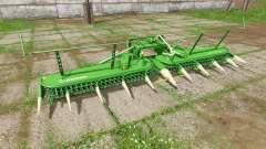 Krone EasyCollect 750-2 para Farming Simulator 2017
