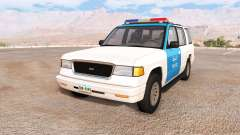 Gavril Roamer iraq police para BeamNG Drive