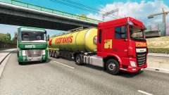 Painted truck traffic pack v2.5