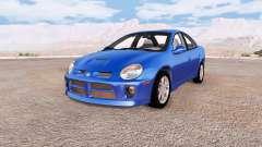 Dodge Neon SRT-4 2003 para BeamNG Drive