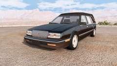 Bruckell LeGran hearse v1.11 para BeamNG Drive