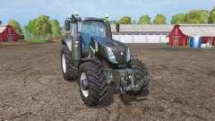 New Holland T8.320 black edition para Farming Simulator 2015