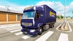 Tandem truck traffic v1.3
