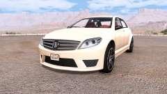 GTA V Benefactor Schafter LWB para BeamNG Drive