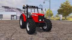 Massey Ferguson 6480 v2.2 para Farming Simulator 2013