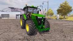 John Deere 7310R v2.0 para Farming Simulator 2013