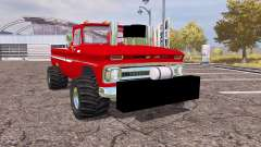 Chevrolet C10 1964 lifted