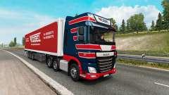 Painted truck traffic pack v2.6