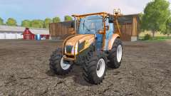 New Holland T4.75 forest para Farming Simulator 2015