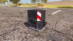 Front weight para Farming Simulator 2013