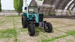 MTZ 82 Bielorrússia v2.2 para Farming Simulator 2017
