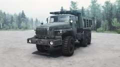 Ural 4320-31 v1.3 para MudRunner