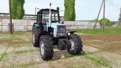 Bielorrússia MTZ-1221 v1.1 para Farming Simulator 2017