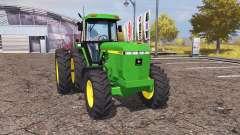 John Deere 4960 para Farming Simulator 2013