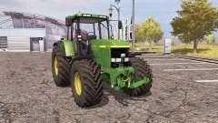 John Deere 7800 v3.0 para Farming Simulator 2013