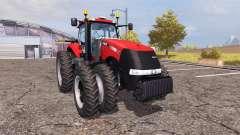 Case IH Magnum CVX 370 twin wheels para Farming Simulator 2013