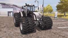 Fendt 936 Vario twin wheels v4.2