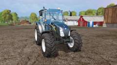 New Holland T4.75 black edition para Farming Simulator 2015