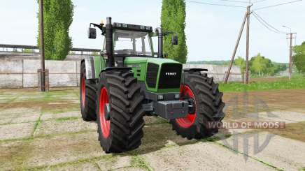Fendt Favorit 916 Turboshift para Farming Simulator 2017